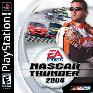 Download NASCAR Thunder 2004 – PS1