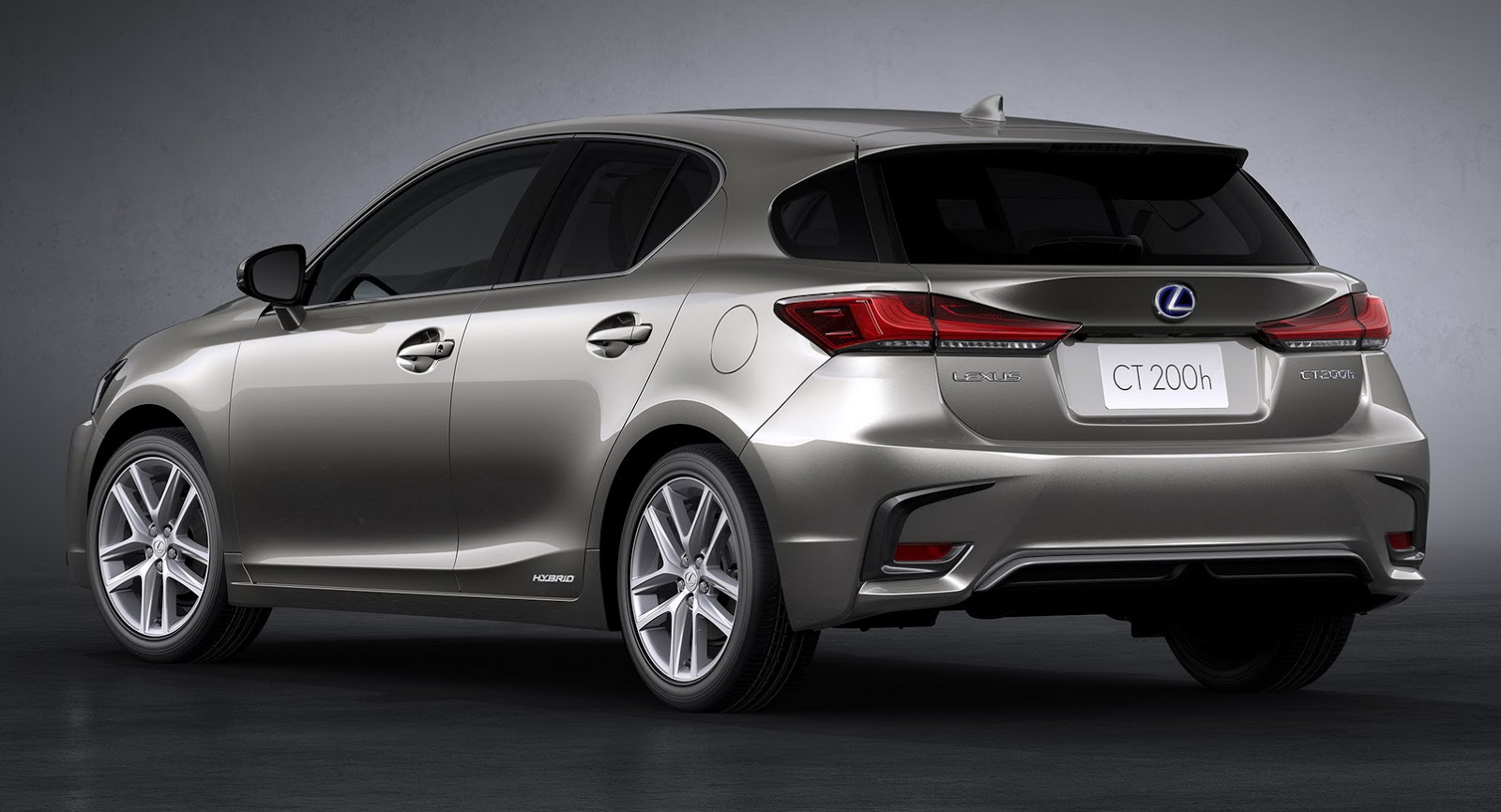 Lexus Gives 2018 Ct 200h A Final Facelift And Drops It