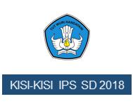 Kisi-Kisi Ujian Sekolah IPS SD Tahun 2018