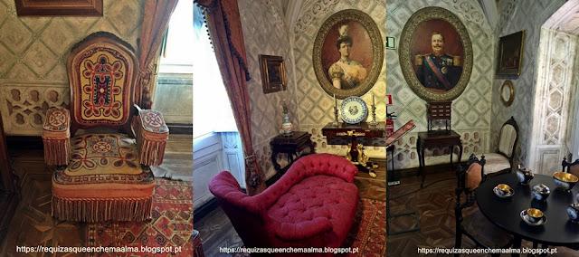 Sala de Chá, Palácio da Pena
