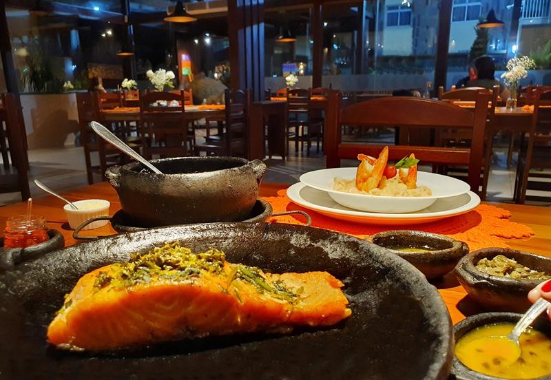 Dal Mare, melhor restaurante de frutos do mar de Guarapari