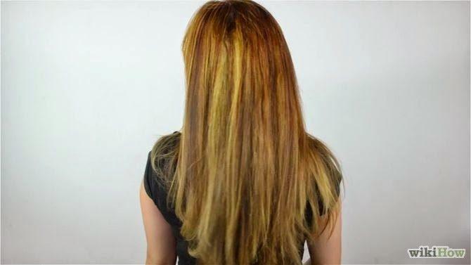 Cauterização capilar cabelos danificados