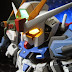 SD Super Strike Gundam Kai with LED Custom Build