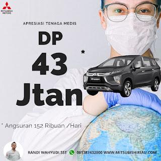 Promo Apresiasi Tenaga Medis Mitsubishi Dipo Pekanbaru Juni 2020