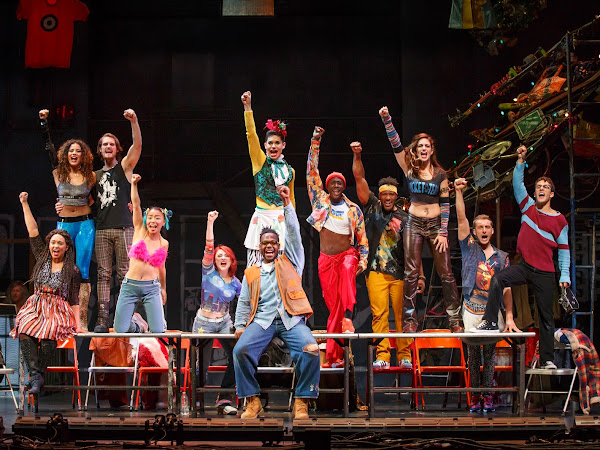 Seasons of Love: RENT 20th Anniversary Tour