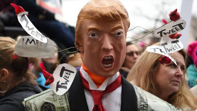"""Chinos vaticinan una """"verdadera guerra"""" con EEUU de Trump"""