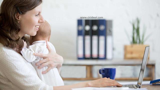 full time mom, ibu rumah tangga sukses