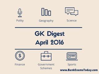 GK Digest