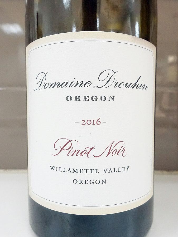 Domaine Drouhin Oregon Pinot Noir 2016 (91 pts)