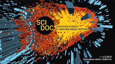 Apresentação do SCI-DOC-Festival Europeu de Documentário Científico de Lisboa