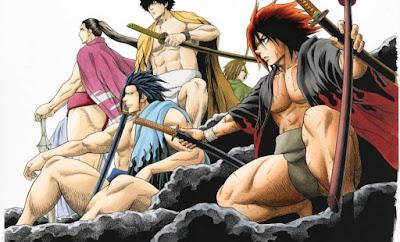 """El anime de """"Hinomaru Zumo"""" de Kawada adaptará los primeros 17 tomos del manga"""