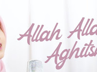 (Cover) Alfina Nindiyani - Allah Allah Aghitsna [Lirik + Mp3 + Video Klip]
