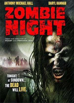 Zombie Night (2013) Movie BRRip Download In Hindi Dubbed 720P