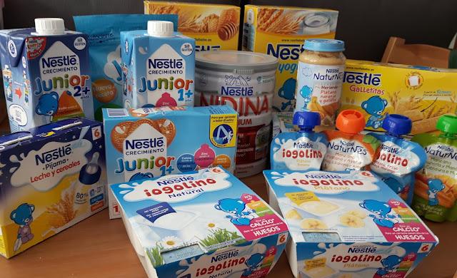 Supermamis Blogueras Nestlé bebé