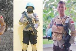 Tiga Personil Sat Brimob Polda Papua Siap Laksanakan Misi Perdamaian di Afrika Tengah