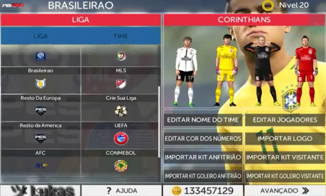 Download Game Android FTS 19 Mod PES 2019 Full Transfers