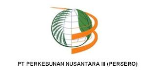 Rekrutmen Karyawan PT Perkebunan Nusantara III (Persero) Bulan Maret 2020