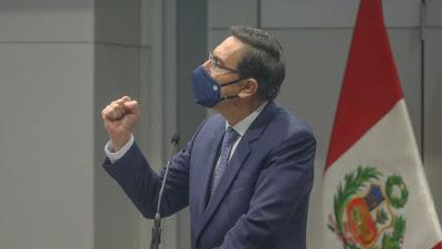 TC admitió demanda competencial para la vacancia de Vizcarra y rechazó medida cautelar