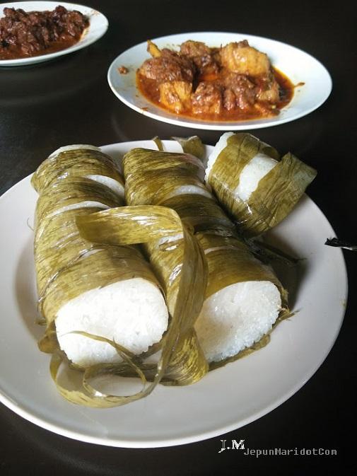 Makan lemang To'ki & tengok gajah, Kuala Gandah