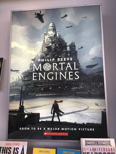 mortal engines ian mcque