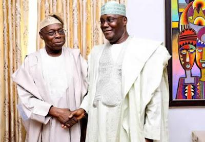 Falana Reacts To Atiku's Endorsement By Obasanjo