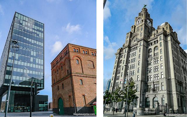 Arquitetura de Liverpool