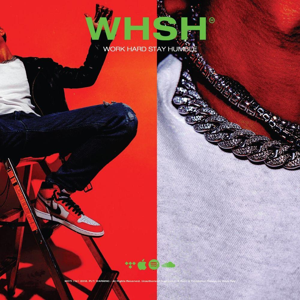 Moti – WHSH – EP