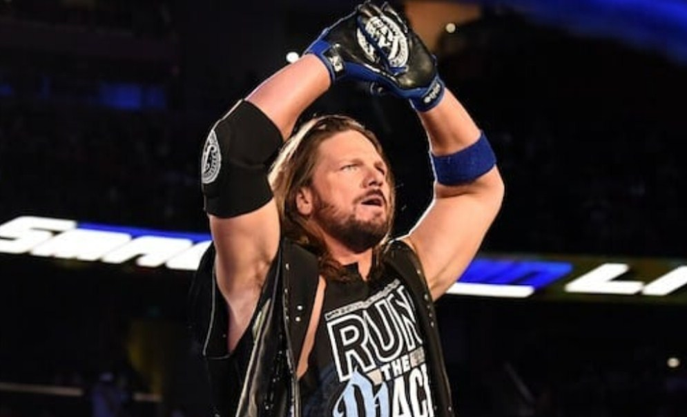 A.J. Styles weight And Hd  Images