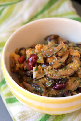 Vegan Etouffee Creole Stew