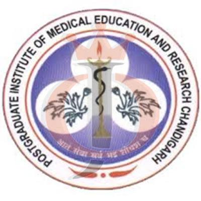 PGIMER Chandigarh Recruitment 2021