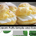 Cream Puffs Simple and Easy