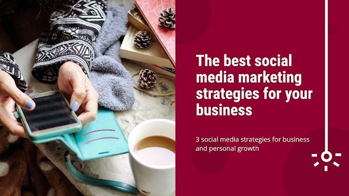 The best social media marketing strategies for your business | Rajni Yadav