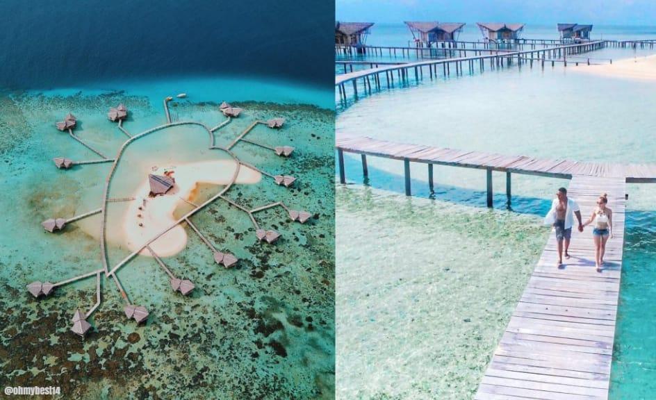 7 Tempat Wisata Romantis Cocok Buat Pengantin Baru