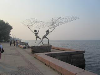 Ярославль - Белозерск - Медвежьегорск - Кижи - Петрозаводск - Сортавала - СПБ.