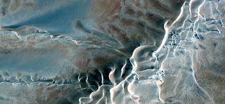 fotografías de los desiertos desde el aire