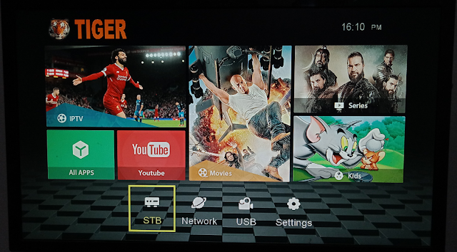 TIGER T8 HIGH CLASS V2 HD RECEIVER NEW SOFTWARE V4.04 25 MARCH 2021