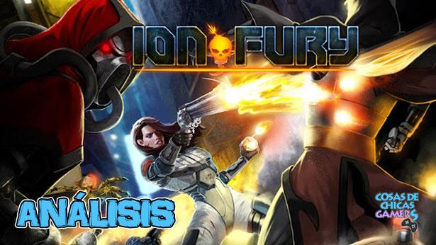 Análisis Ion Fury para Nintendo Switch