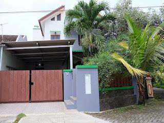 Sewa Rumah Harian di Jogja dekat UGM daerah Pogung