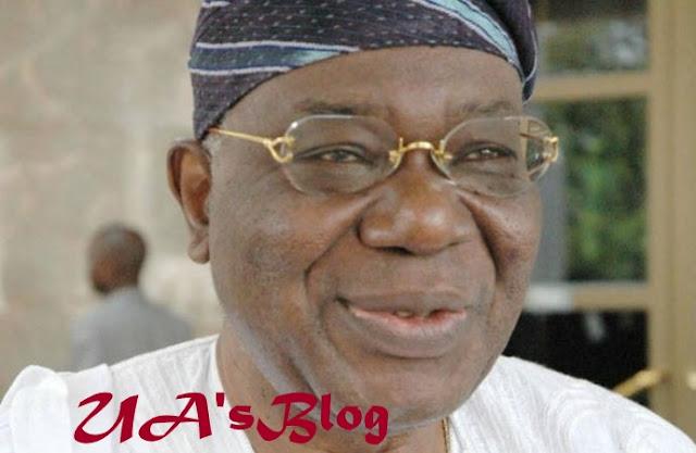 Shonekan is alive, Ogun govt says