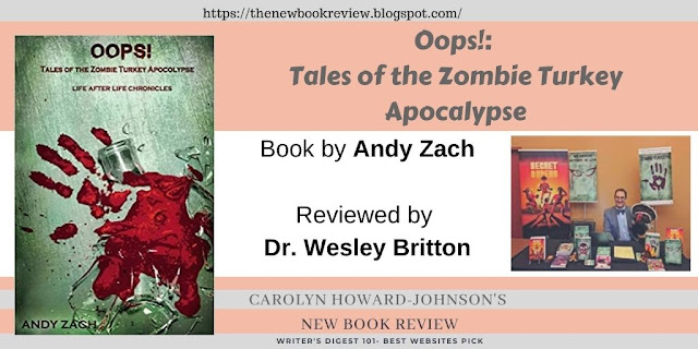 Imaginative (and Humorous!) Young Adult Fiction Reviewed by Dr. Westley Britton