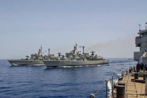 Απόσυρση τουρκικών πλοίων από το Καστελλόριζο