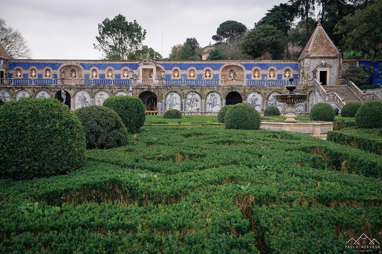 Jardim Formal do Palácio Fronteira