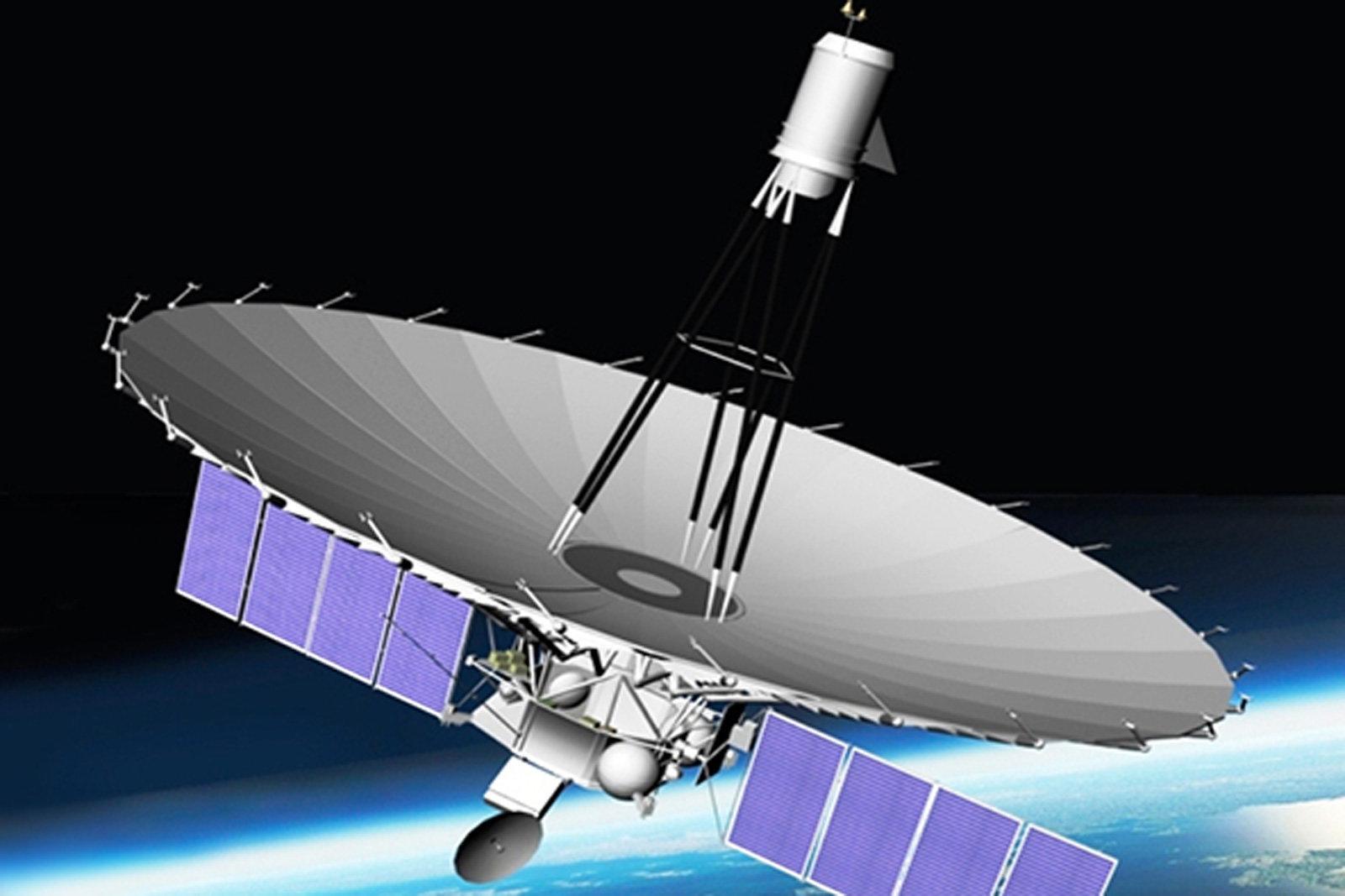 Russia has lost control of a radio telescope orbiting