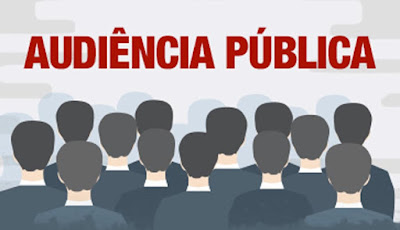 Audiência Pública e Consulta Pública: Diferença!
