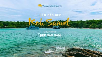 Đến đảo đẹp Koh Samet - Chụp hình đẹp bảo đảm