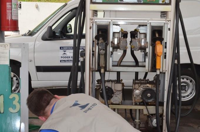 Procon de Cachoeirinha, ANP e Inmetro realizam fiscalização em postos de combustível