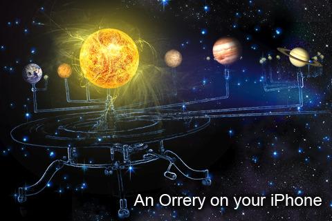 solar system map 3d - photo #49