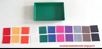 EMV couleurs