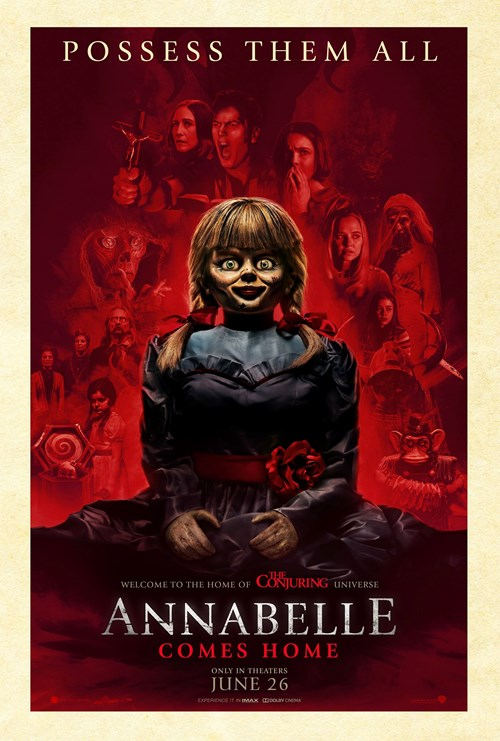 Review Filem Annabelle Comes Home