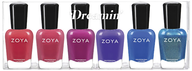 Zoya: Dreamin' Summer 2021 Collection